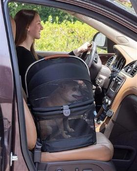 VIEW 360 Pet Carrier & Car Seat.