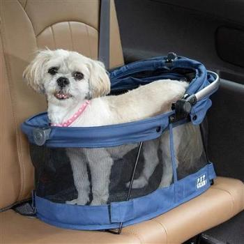 Pet Gear VIEW 360 Midnight River Pet Carrier & Car Seat-Paws & Purrs Barkery & Boutique
