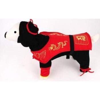 Pampet Puppe Love Dragon Ninja Dog Costume-Paws & Purrs Barkery & Boutique