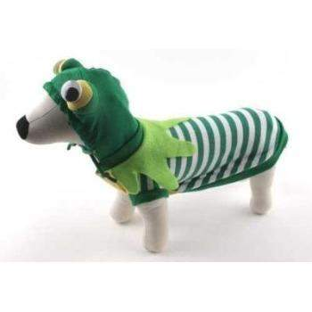 Pampet Puppe Love Frog Dog Costume-Paws & Purrs Barkery & Boutique