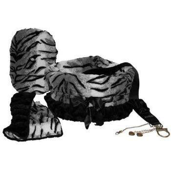 Siberian Tiger Reversible Snuggle Bug