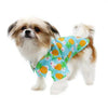 Doggie Design Pineapple Luau Hawaiian Camp Dog Shirt-Paws & Purrs Barkery & Boutique