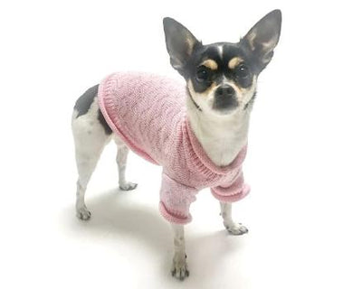 Heart to Heart Dog Sweater