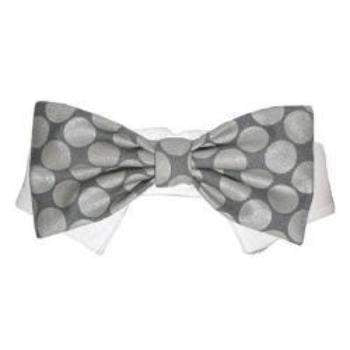 Pooch Outfitters Bentley Dog Bow Tie & Shirt Collar -Paws & Purrs Barkery & Boutique