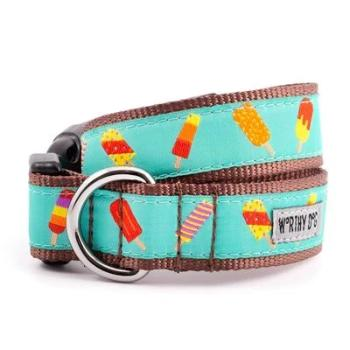 Popsicles Dog Collar & Leash Collection.
