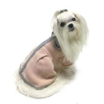 Oscar Newman Princess Charlotte Dog Sweater Dress-Paws & Purrs Barkery & Boutique