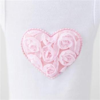 Hello Doggie Puff Heart Dress-Paws & Purrs Barkery & Boutique