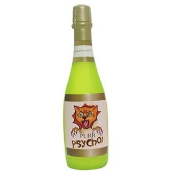 Silly Squeakers® Wine Bottle - Purr Psycho Dog Toy-Paws & Purrs Barkery & Boutique