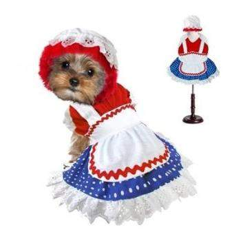 Pampet Puppe Love Ragdoll Girl Dog Halloween Costume-Paws & Purrs Barkery & Boutique