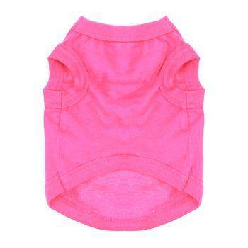 Doggie Design Raspberry Sorbet Cotton Dog Tank-Paws & Purrs Barkery & Boutique