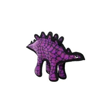 Tuffy® Dinosaur Series - Stegosaurus Dog Toy-Paws & Purrs Barkery & Boutique
