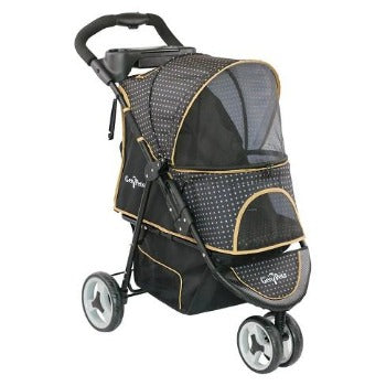Gen7Pets Gold Nugget Promenade Pet Stroller-Paws & Purrs Barkery & Boutique
