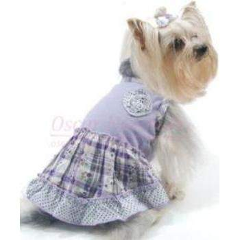 Truly Oscar Take It Easy Dog Tank Dress-Paws & Purrs Barkery & Boutique