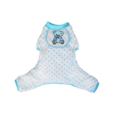 Pooch Outfitters Teddy Dog Pajamas-Paws & Purrs Barkery & Boutique