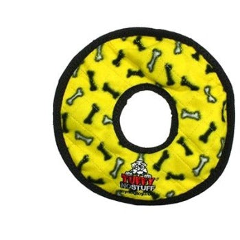 Tuffy® Ultimate™ No Stuff Ring Dog Toy-Paws & Purrs Barkery & Boutique