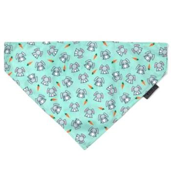 The Worthy Dog Bunnies Dog Bandana-Paws & Purrs Barkery & Boutique
