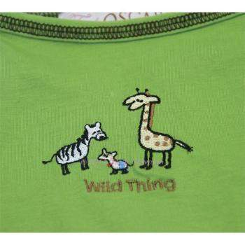 Truly Oscar Wild Thing Dog Tee-Paws & Purrs Barkery & Boutique