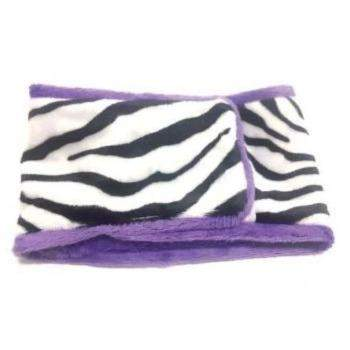 Truly Oscar Wild Child Zebra Dog Belly Band-Paws & Purrs Barkery & Boutique
