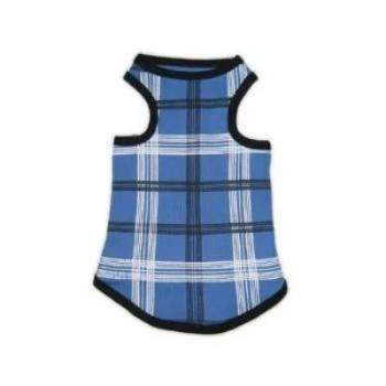 RuffLuv NYC Blue Ziggy Dog Tank-Paws & Purrs Barkery & Boutique