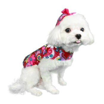 Pooch Outfitters Lydia Dog Raincoat-Paws & Purrs Barkery & Boutique
