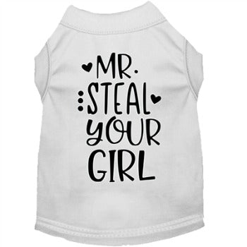 Mr. Steal your Girl Shirt.
