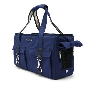 Buckle Tote BB - Navy