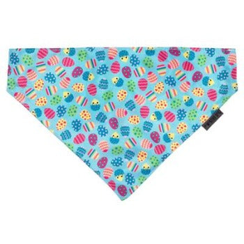 The Worthy Dog Easter Eggs Dog Bandana-Paws & Purrs Barkery & Boutique