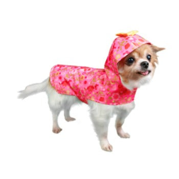 Pooch Outfitters Serena Dog Raincoat-Paws & Purrs Barkery & Boutique