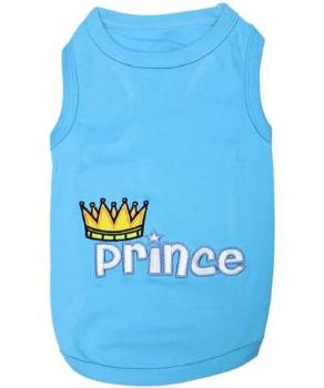 Parisian Pet Prince Dog Tee-Paws & Purrs Barkery & Boutique