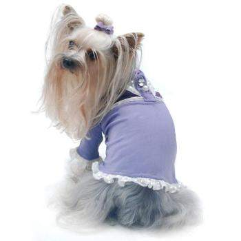 Oscar Newman Vampy Violet Tee-Paws & Purrs Barkery & Boutique