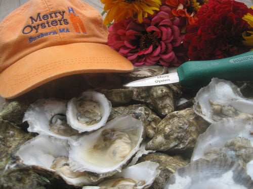 Seabattical Log #5- The Merry Oyster Company, an Interview with Don Merry