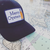 Merry Oysters Patch Hat