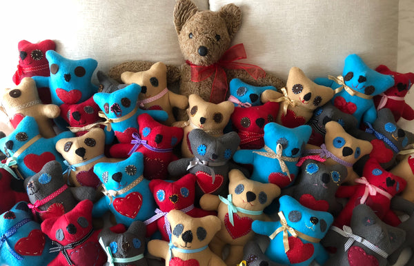 Teddy Bear Sewing Workshop -   Make One, Give One to a Homeless Child