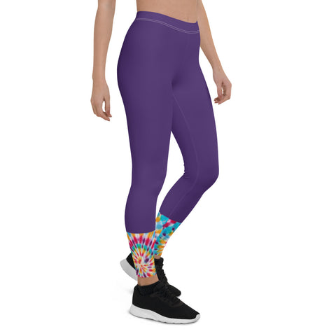 Women's Tie Dye Leggings