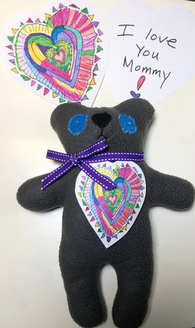 Art Mother's Day Workshop - Make a Spa Bear for Mom