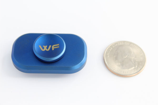 "WeFidget's Original ""The Bar"" the 6 minute Fidget Spinner"