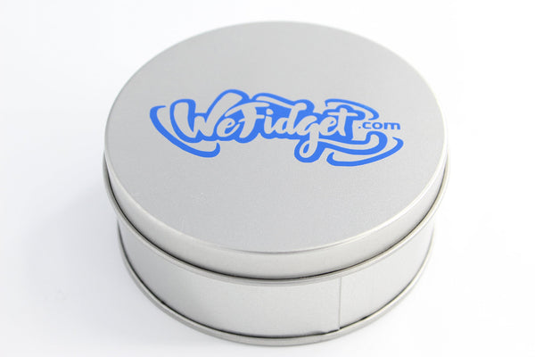 WeFidget's Extremely Satisfying, No Wobble, Fully Replaceable Bearings, Hand Fidget Spinners (3 Colors Available)