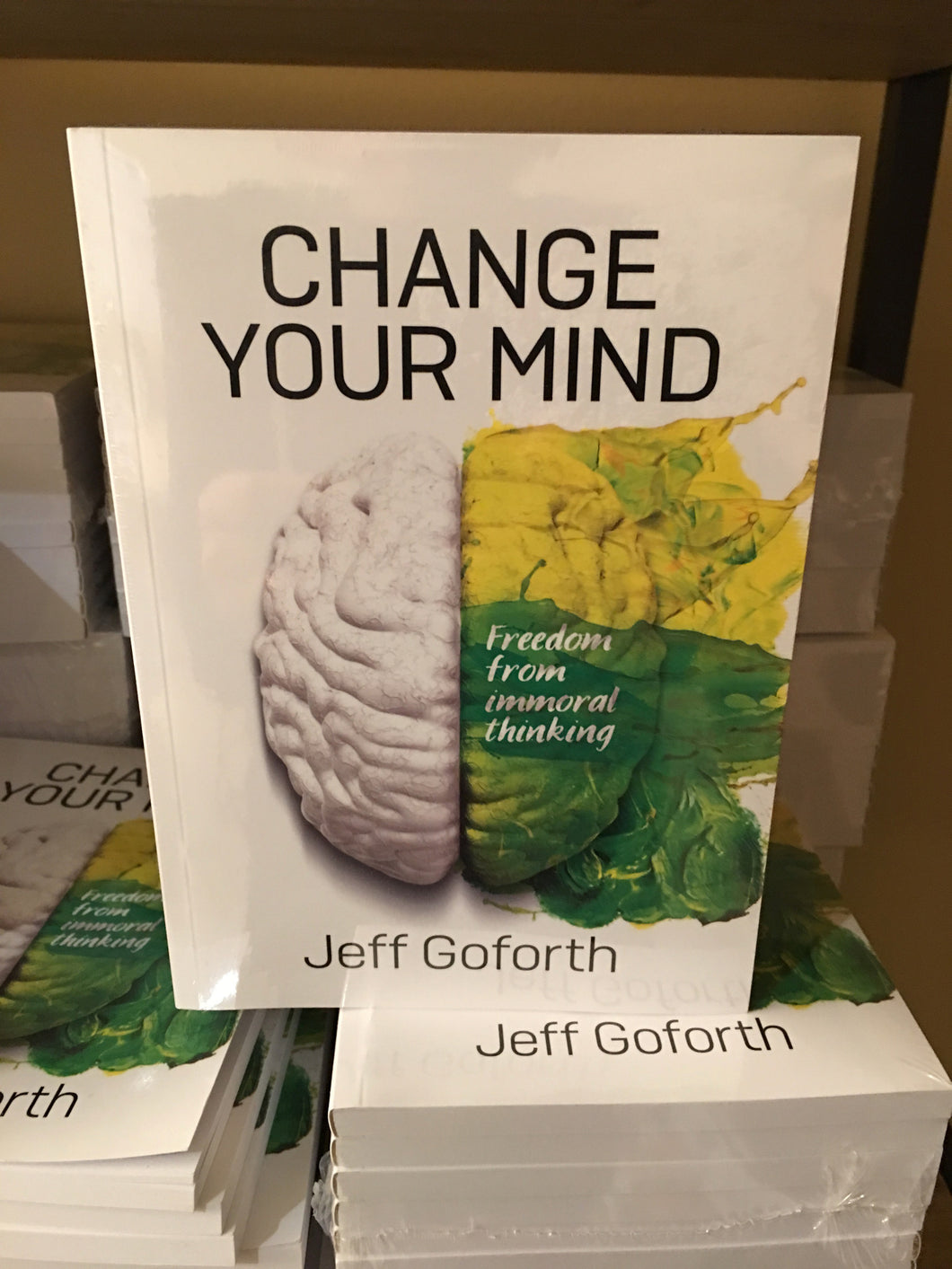 Change Your Mind book bundle