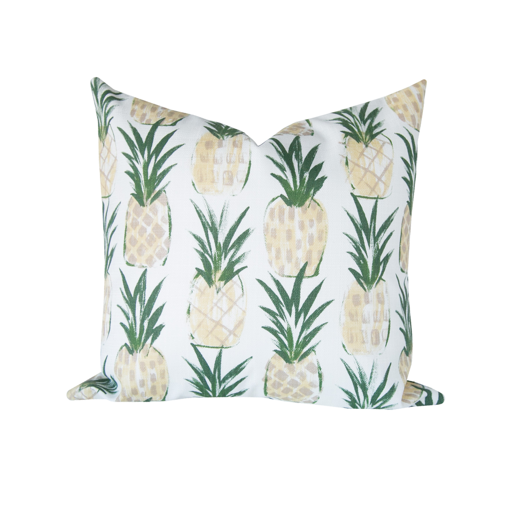 Pineapple Outdoor Pillow Cover - Harmony House, LLC