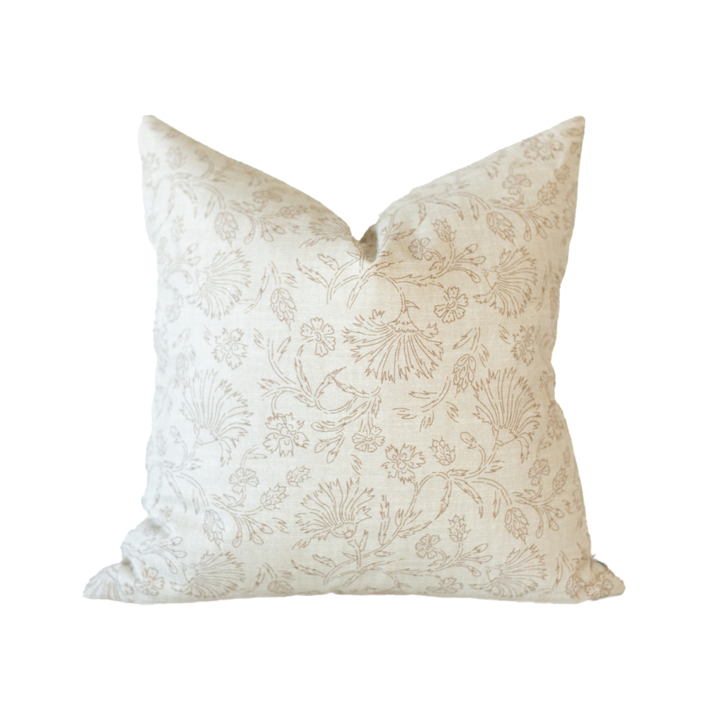 Ella Pillow Cover - Harmony House, LLC