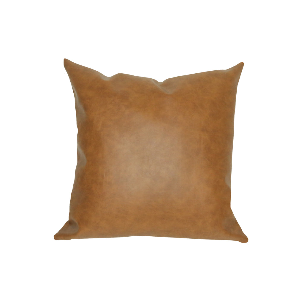 Brown Faux Leather - Harmony House, LLC