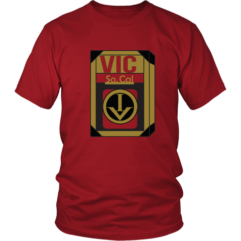 VIC BOX'd EDITION - UNISEX CREW NECK