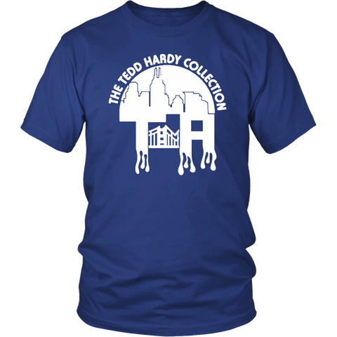 THE TEDD HARDY COLLECTION - SHORT SLEEVED TEE