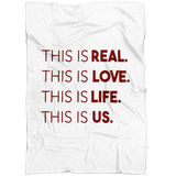 This is Real, Love, Life, Us | This is Us