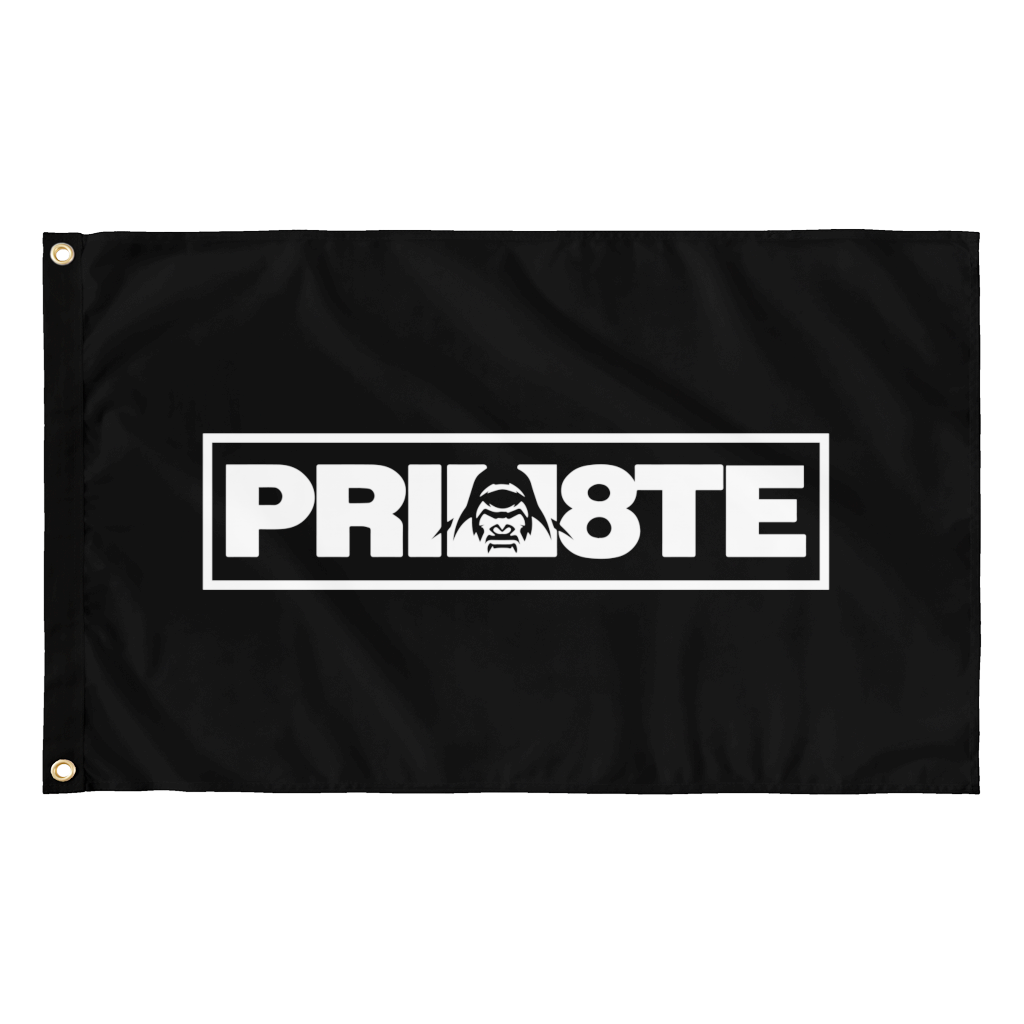 Prim8te Original Flag