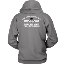 Conquer Now Hoodie