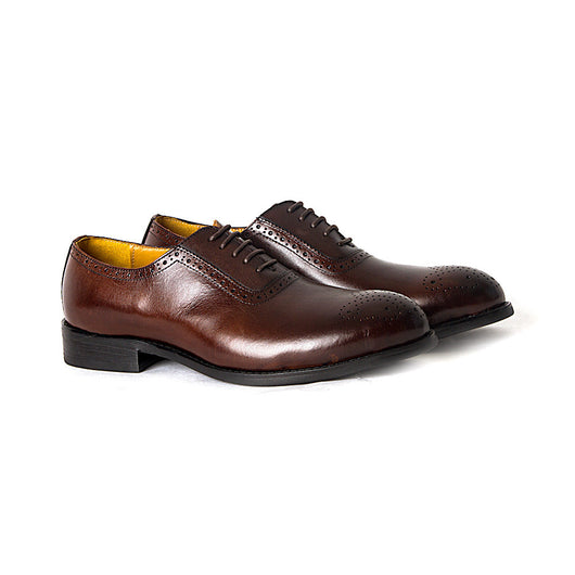 Dej Coffee Adelaide Wholecut Brogues