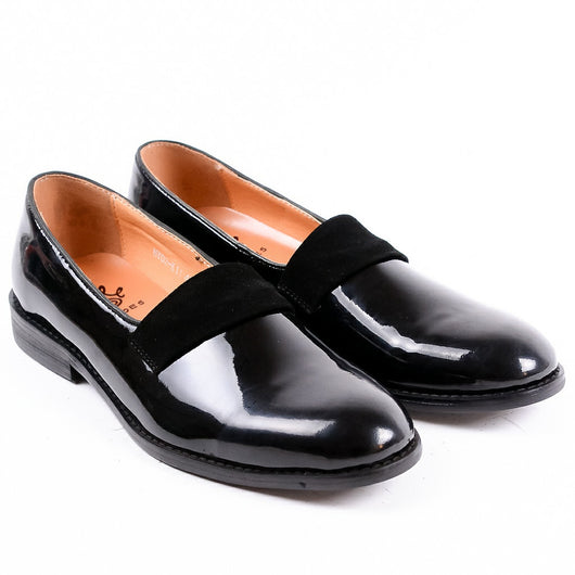 Dej Band Patent Loafers