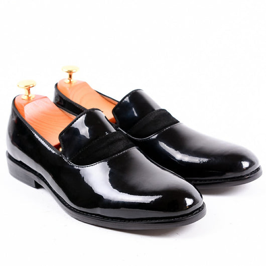 Dej Ball Patent Loafers
