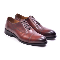 Dej Brown CapToe Oxford